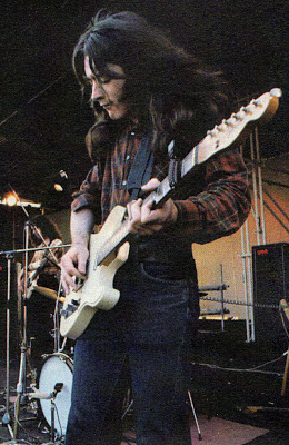 Rory Gallagher - Isle of Wight Festival 1970