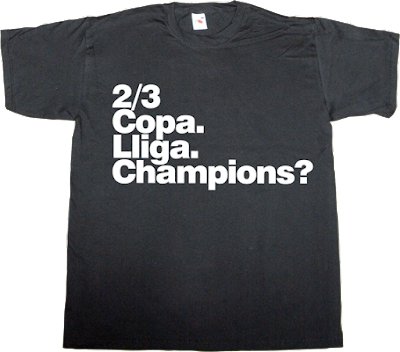 barça fc Barcelona champions league t-shirt ephemeral-t-shirts