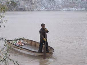 Wen Xinpeng, Nelayan Pencari Mayat