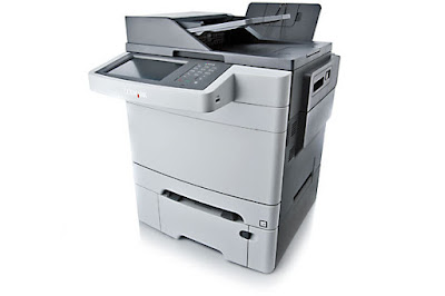 Lexmark X548DTE Driver Download