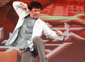 Jackie Chan Meninggal