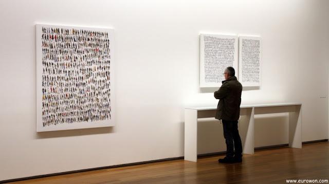 Exhibición de dibujos en el MARCO de Vigo