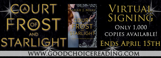 A Court of Frost & Starlight WAIT LIST