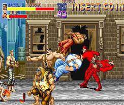 Atari Hagar Dövüş Oyunu