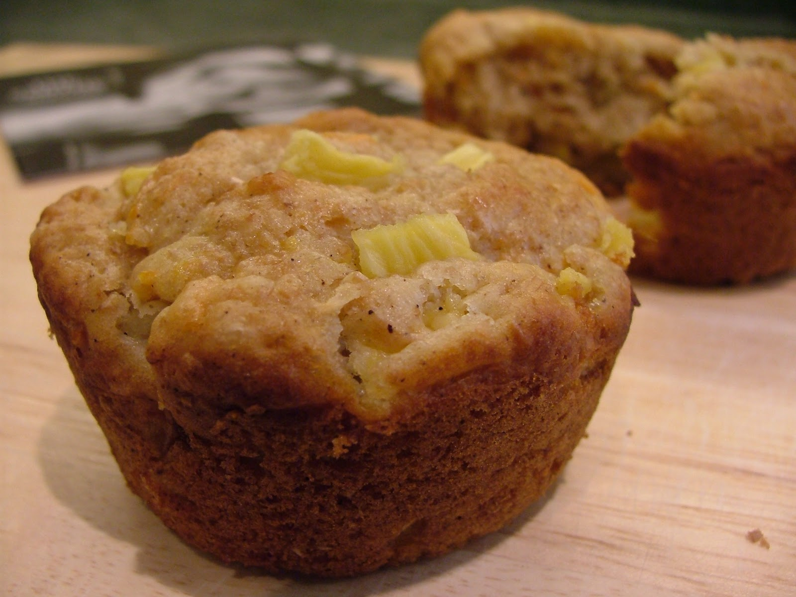 The Cook-a-Palooza Experience: Pineapple Carrot Muffins...Never Too ...