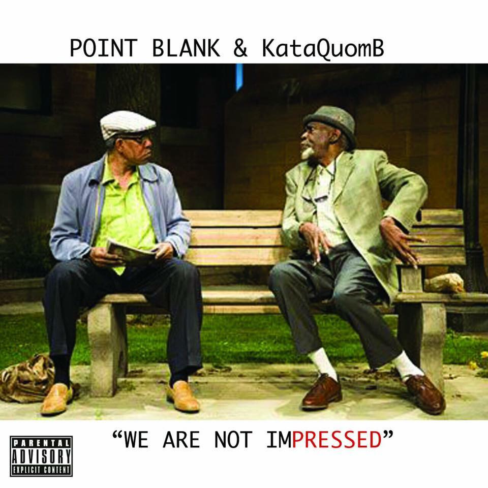We Are Not Impresses Mixtape