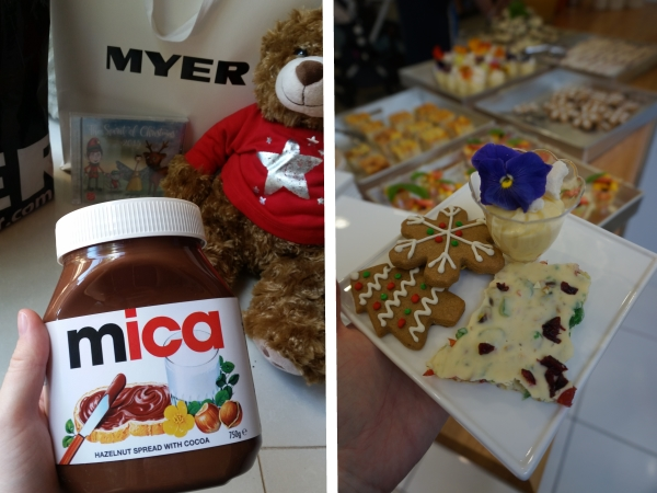 Away from Blue Blog Myer Giftorium Food Personalised Nutella