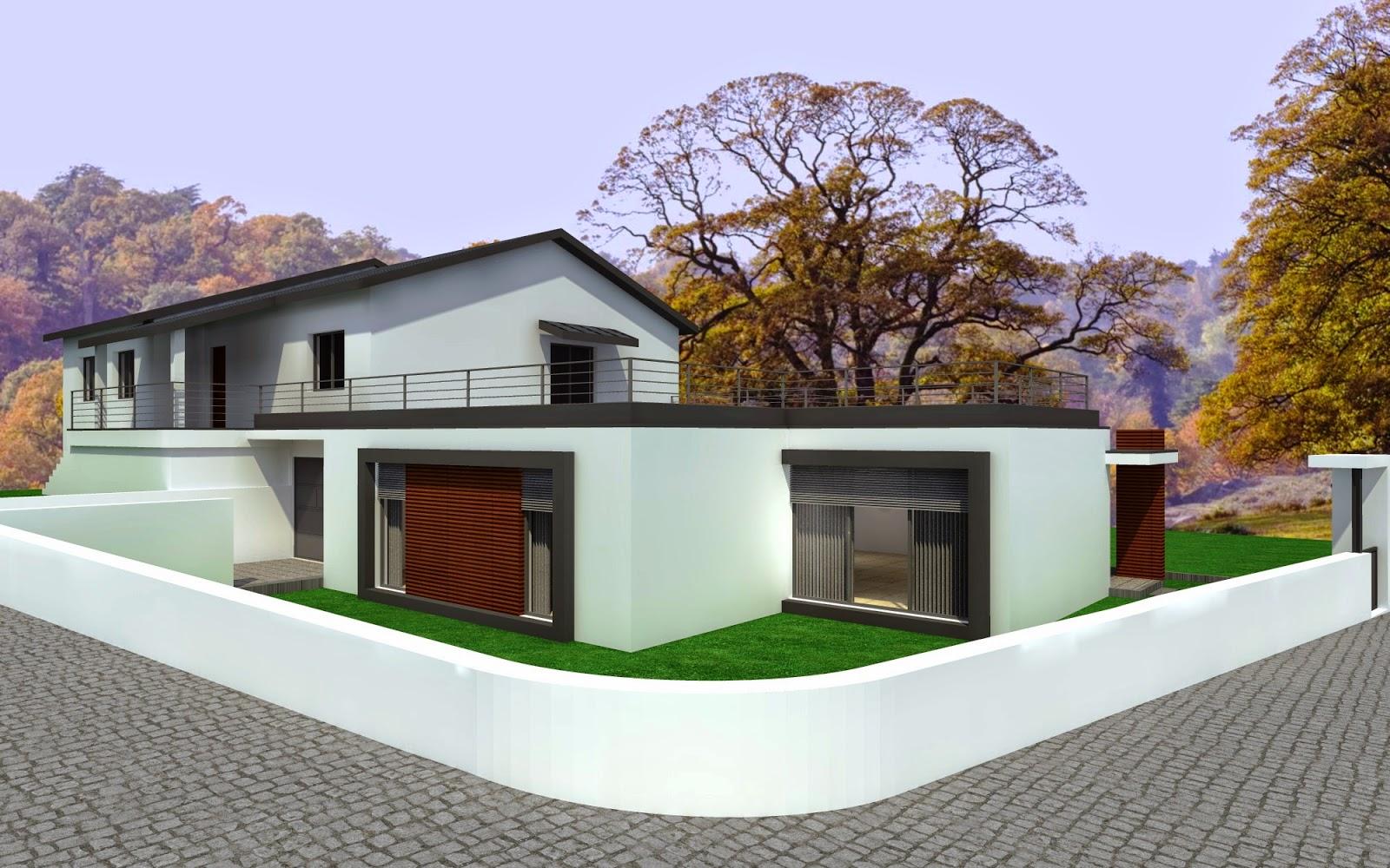 Casas modulares steel houses maio 2014 for Casas modulares minimalistas