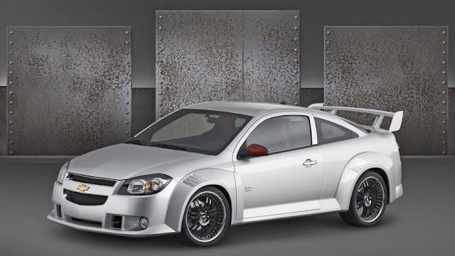 シボレー・コバルト Chevrolet Cobalt '05-10