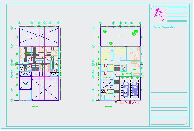 Dibujo ejecutivo revision de pie de plano y proyecto a for Pie de plano arquitectonico pdf