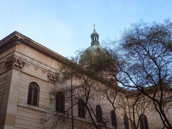 Lyon église saint-françois