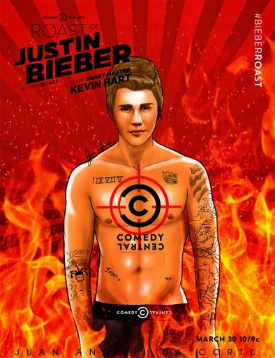 Ver Comedy Central Roast of Justin Bieber (2015) Online
