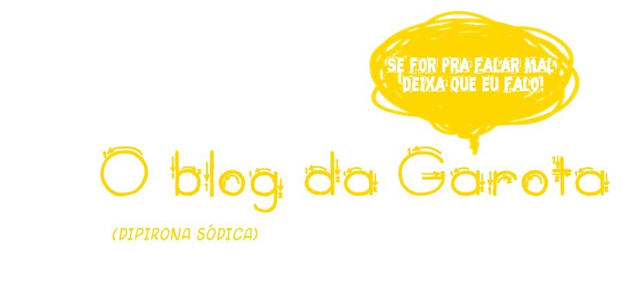 O blog da Garota