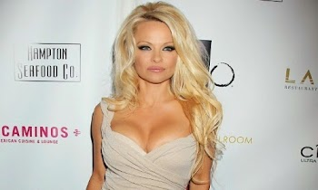 [Photos] «Η Pamela Anderson είναι κατά συρροή δολοφόνος μωρών»