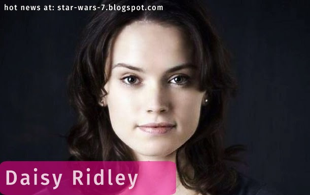 Daisy Ridley Star Wars Episode 7