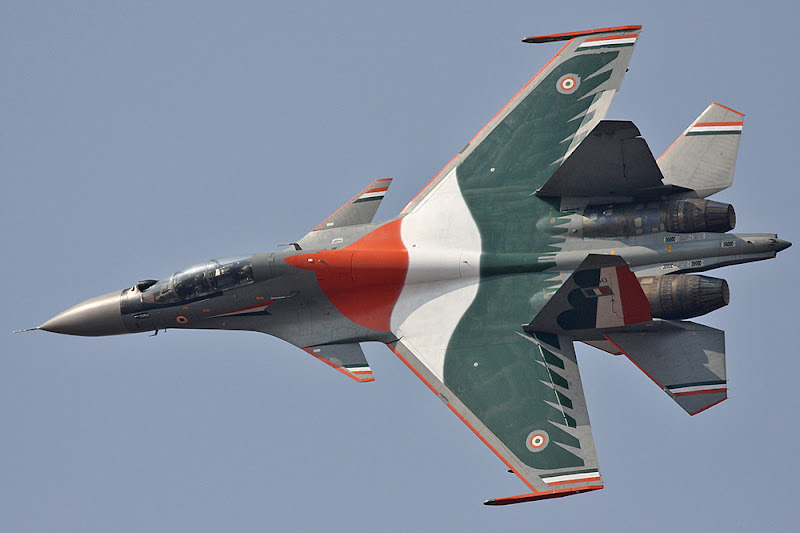 Su-30MKI Multi-Role Jet Fighter
