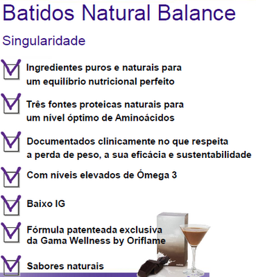 batidos para emagrecer wellness