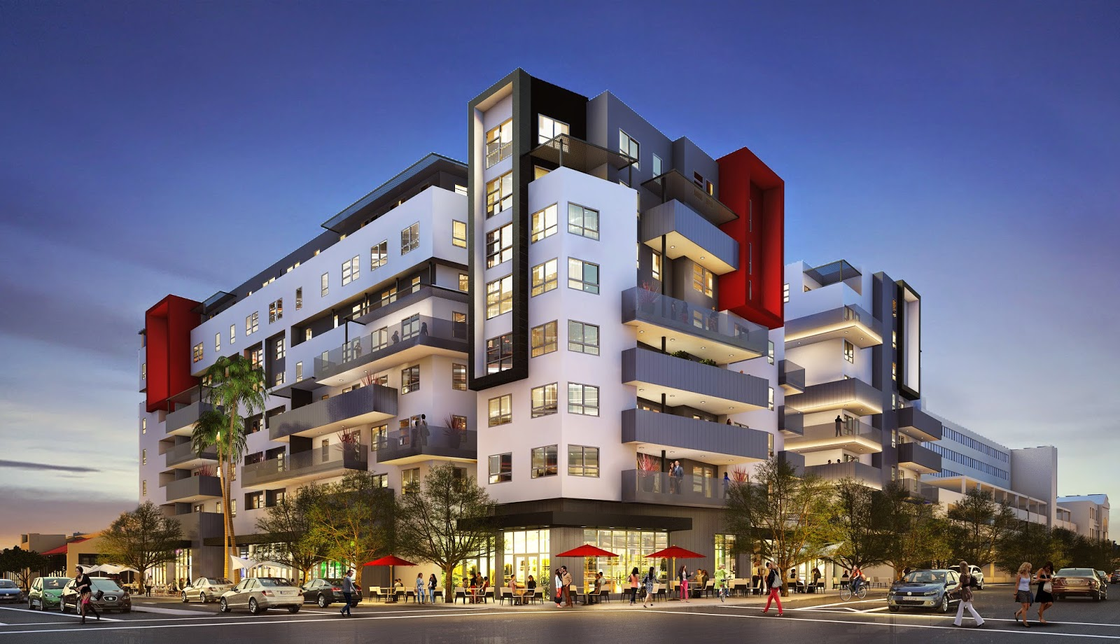 Culver City New Apartments