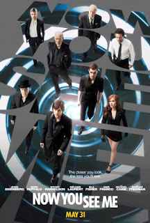 Now You See Me: The Second (2016)