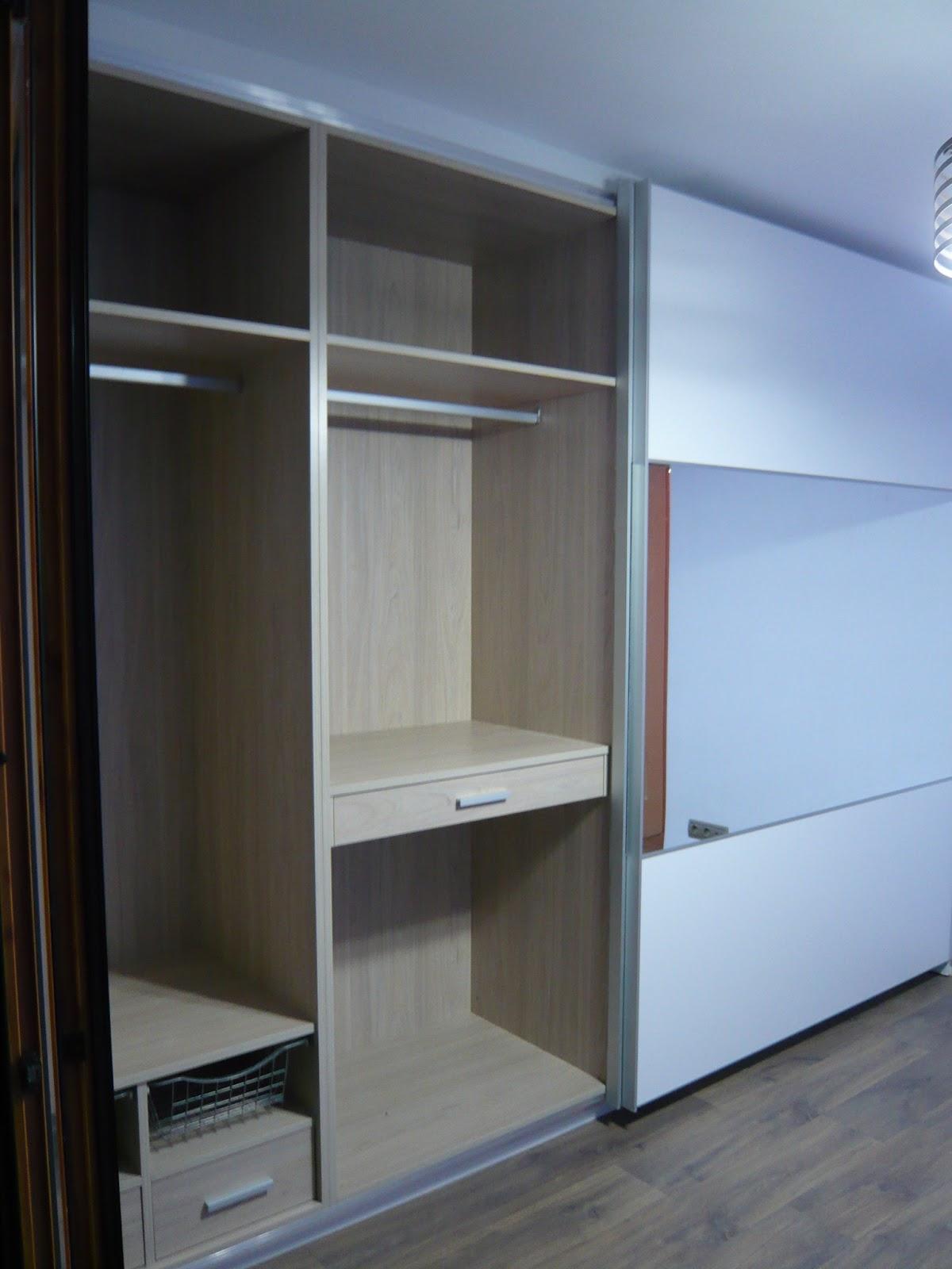 Reuscuina mueble de 3 39 40mt con 2 puertas correderas con - Muebles con puertas correderas ...