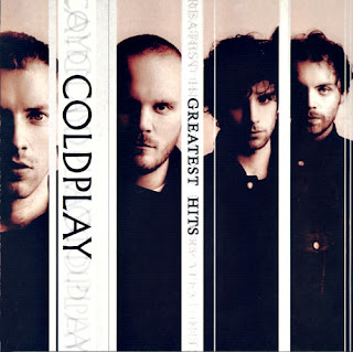 Capa do álbum Coldplay – Greatest Hits (2011)