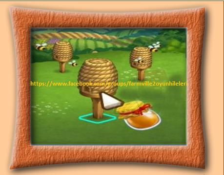 Farmville 2 Bal kovanı Alma Hilesi