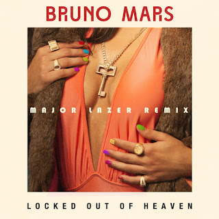 "Stream Bruno Mars' ""Locked Out of Heaven"" remix by Major Lazer"
