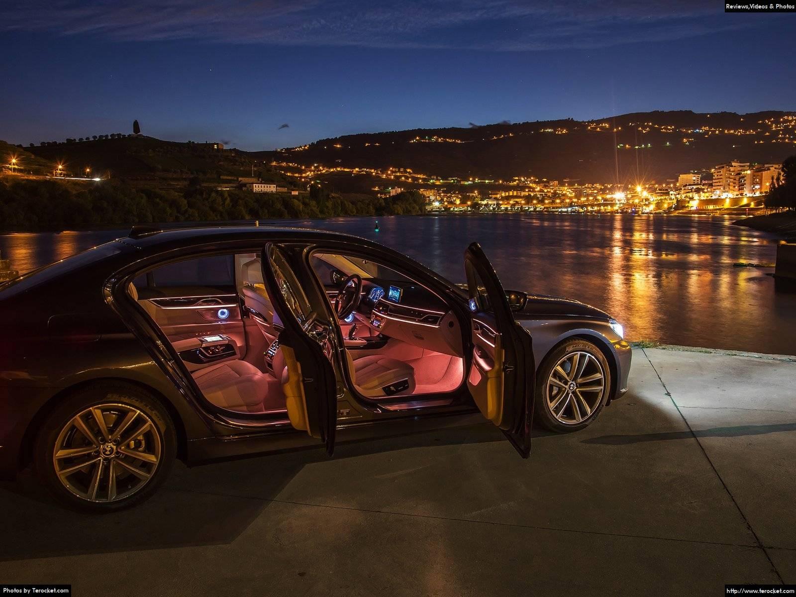 Hình ảnh xe ô tô BMW 730d 2016 & nội ngoại thất