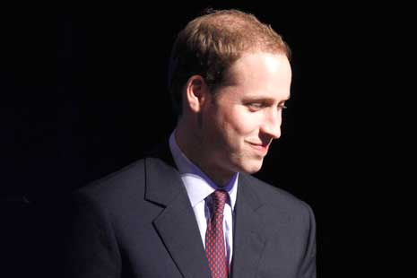 prince williams partying. Prince William partied there