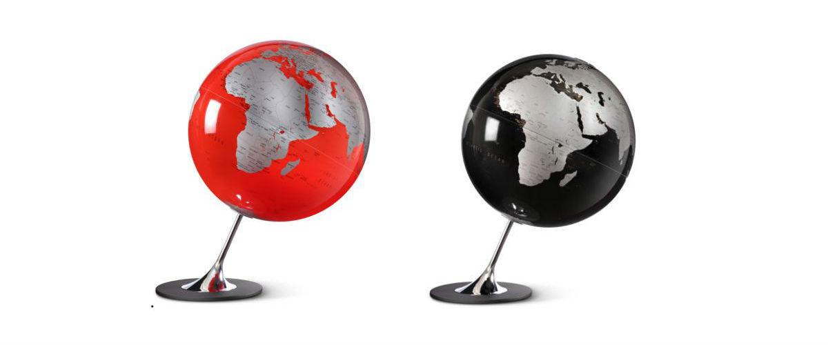 Modern Globe Lamps by Atmosphere Globemakers | Spicytec