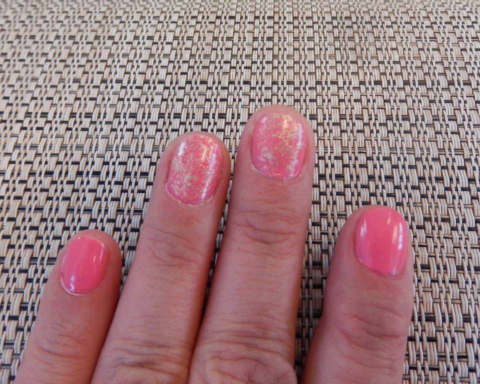 Don't Over Pink It NOTD