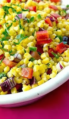 Mexican Corn Salad | Cook'n is Fun - Food Recipes, Dessert, & Dinner ...
