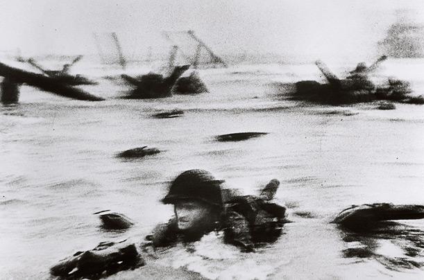 Sbarco in Normandia Robert Capa