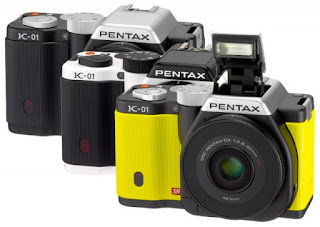 Pentax K-01 digital camera, pentaxian, pentax camera