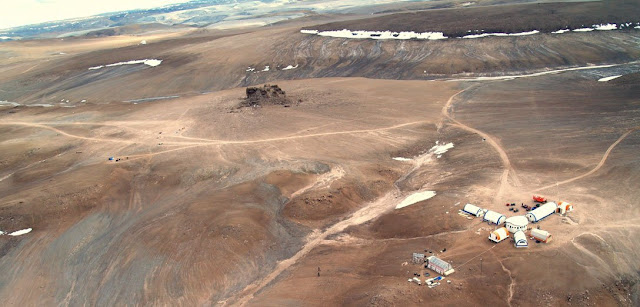 Where On Earth Are NASA's Rovers Sending Pictures From? Devon Island, Canada