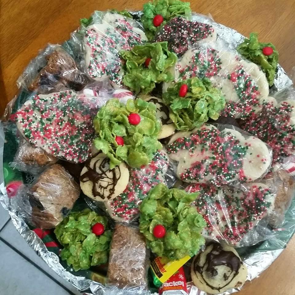 Cornflake Wreaths Recipe What S Cookin Italian Style Cuisine