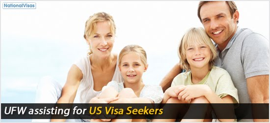 """UFW assisting for US Visa Seekers"""
