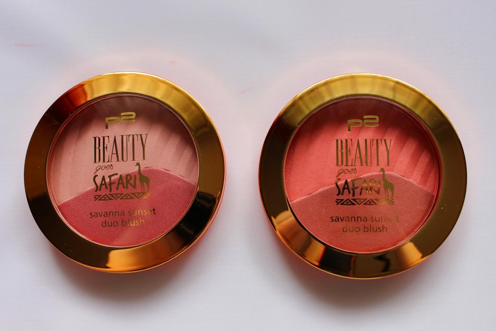 """P2 """"Beauty goes Safari"""" LE"""