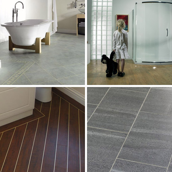Bathroom flooring ideas home design furniture for Flooring ideas for bathrooms