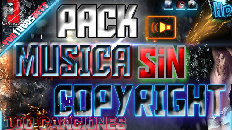 PACK DE MUSICA SIN COPYRIGHT | 2015