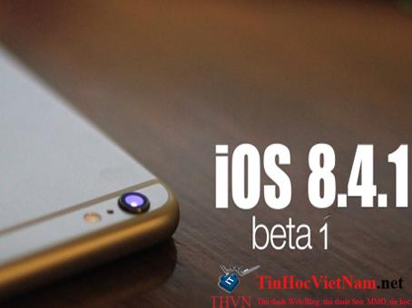 da Jailbreak iOS 8.4, Jailbreak iOS 8.4.1 thanh cong 100% tu Team Pangu Jailbreak