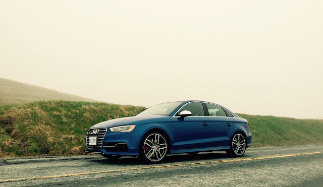 2015 Audi S3 Hartlen Point