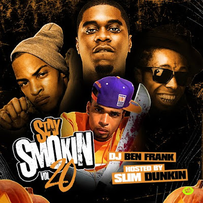 VA-DJ_Ben_Frank-Stay_Smokin_20_(Hosted_By_Slim_Dunkin)-(Bootleg)-2011