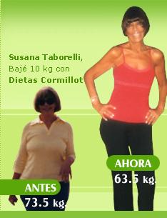 bajar 10 kilos de 73 kilos a 63 kilos dieta cormillot antes y despues