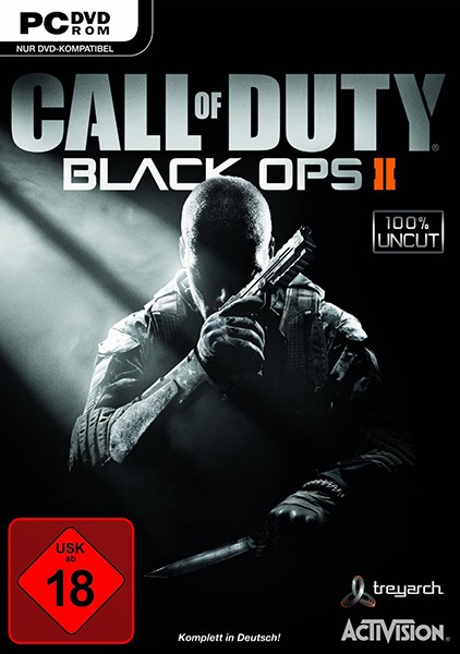 Call of Duty: Black Ops 2 (2012/RUS/ENG) Rip By R.G. 