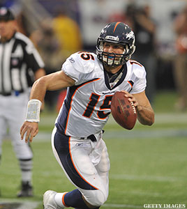 Tim Tebow and the option quarterback's dilemna