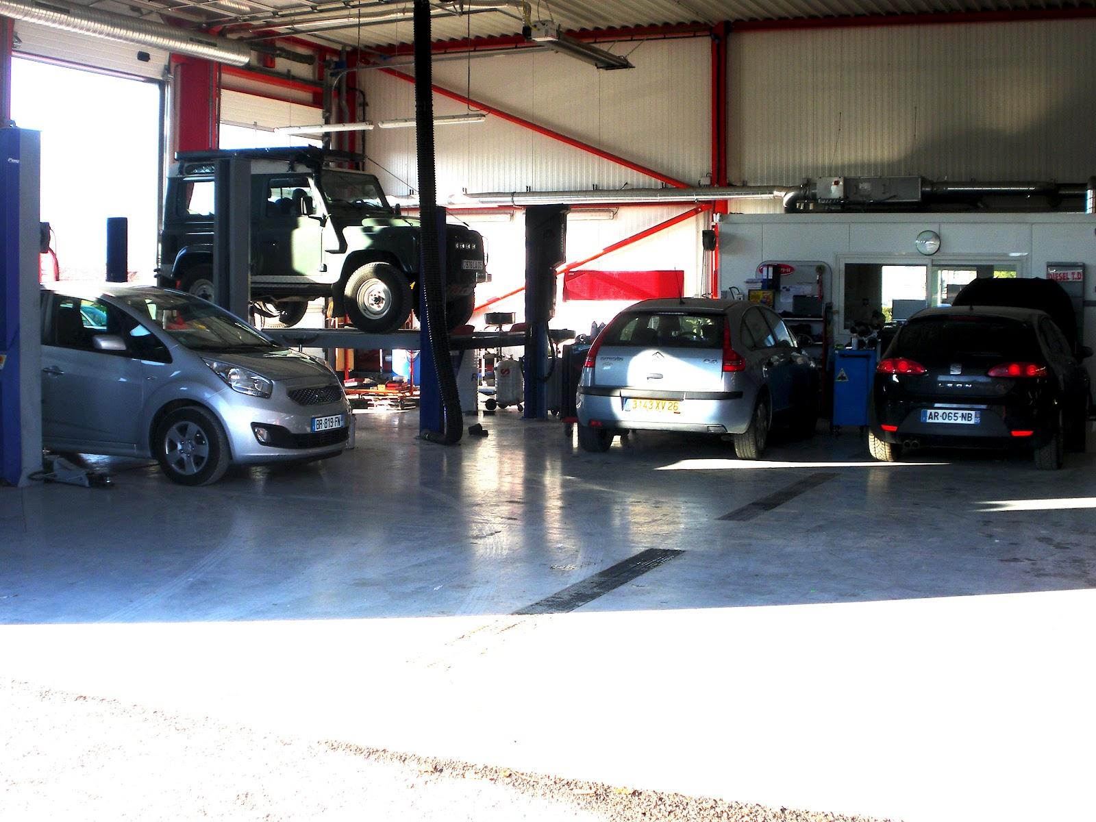 Garage des alpes laragne nos prestations for Garage reignier alpes pneus