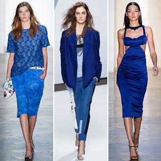 Cobalt Blue Blast11 2013 Moda Renkleri