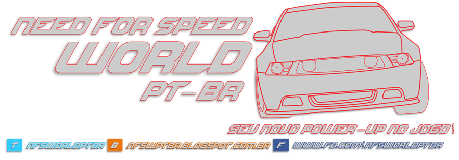Need for Speed World PT-BR