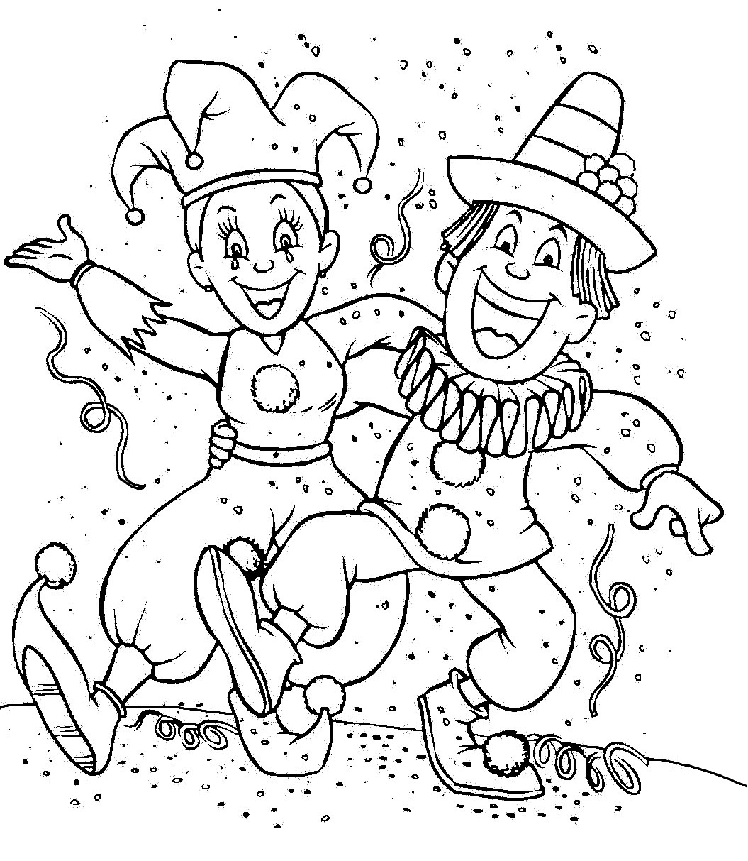 Picture Miscellaneous Coloring Sheets